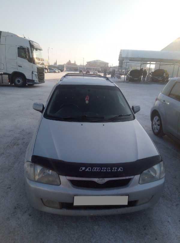 Mazda Familia S-Wagon, 1998 год, 230 000 руб.