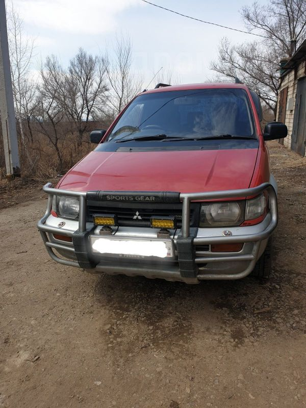 Mitsubishi RVR, 1993 год, 70 000 руб.