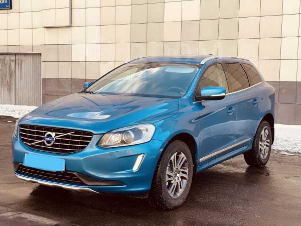 Volvo XC60, 2015 год, 1 390 000 руб.