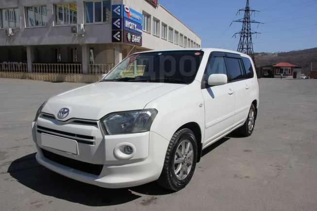Toyota Succeed, 2014 год, 515 000 руб.