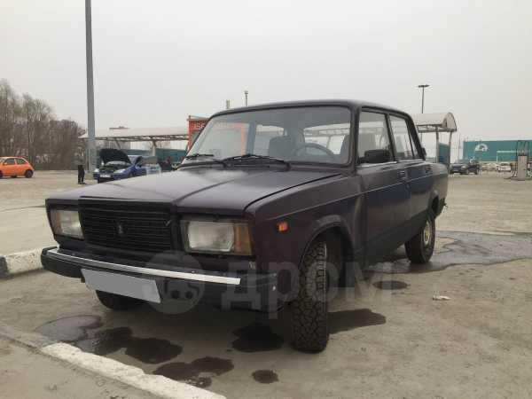 Лада 2107, 2001 год, 35 000 руб.