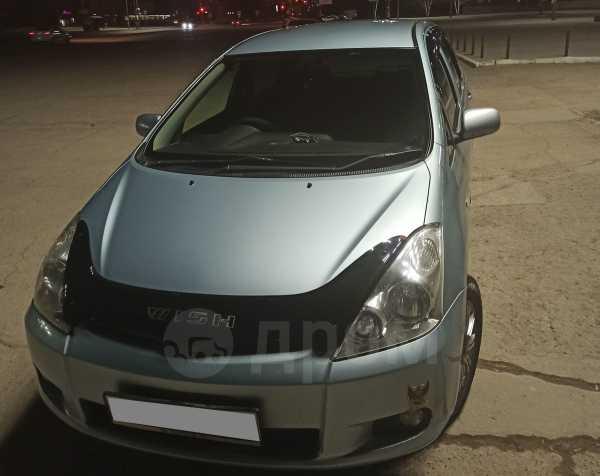 Toyota Wish, 2003 год, 439 000 руб.