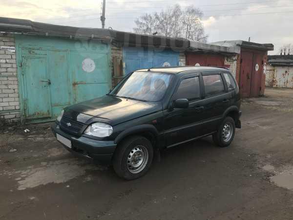 Chevrolet Niva, 2005 год, 136 000 руб.