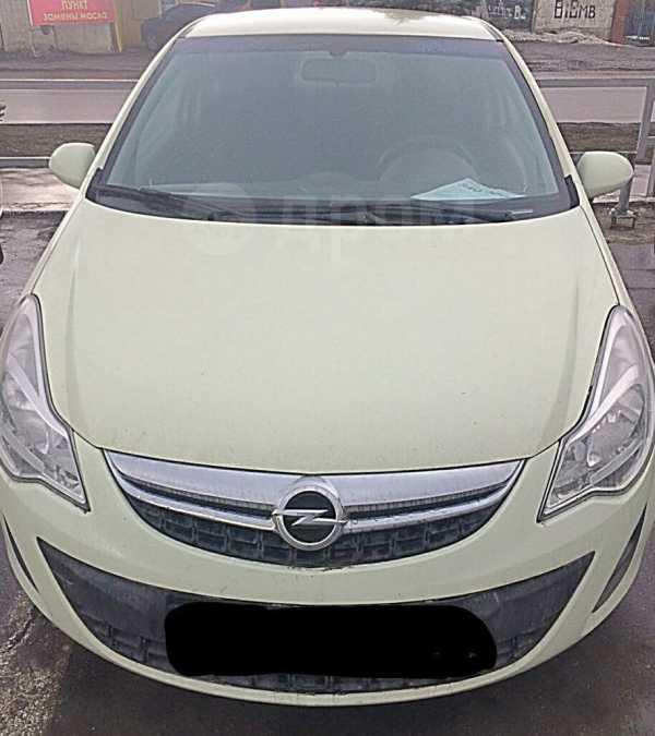 Opel Corsa, 2012 год, 310 000 руб.