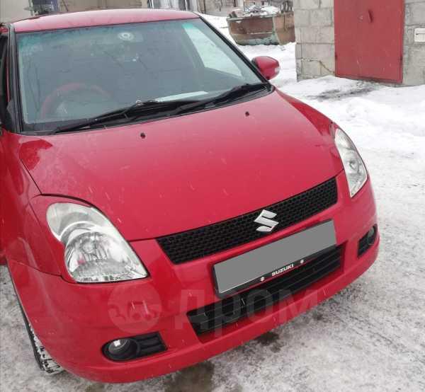 Suzuki Swift, 2005 год, 370 000 руб.