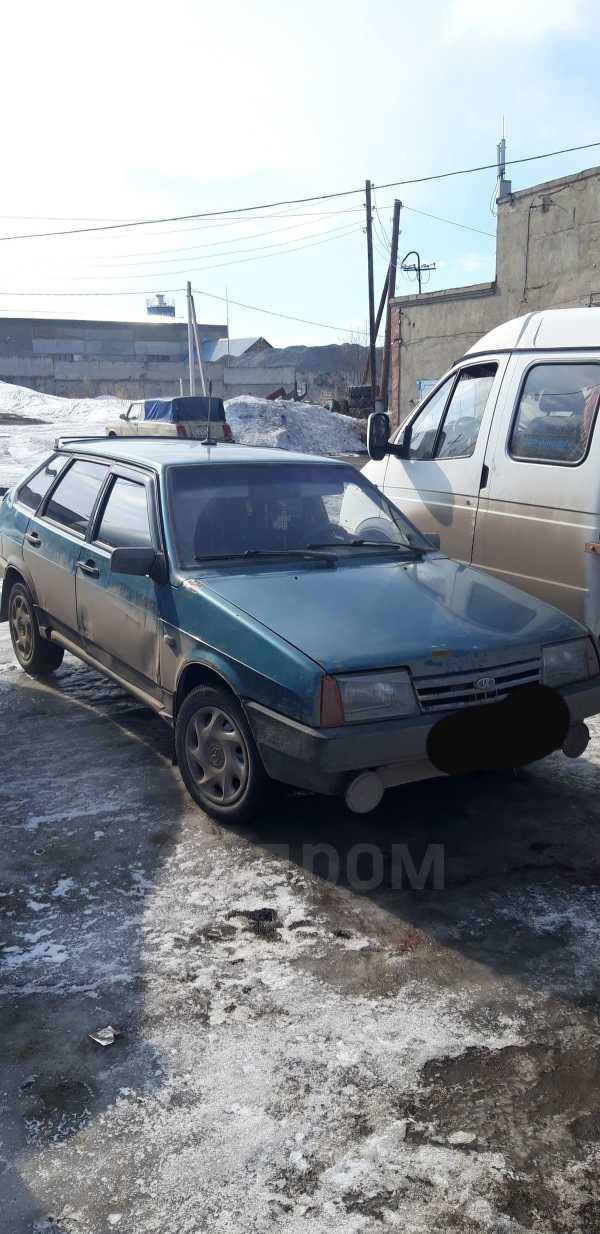 Лада 2109, 1999 год, 40 000 руб.