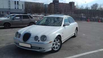 Томск Jaguar S-type 2000