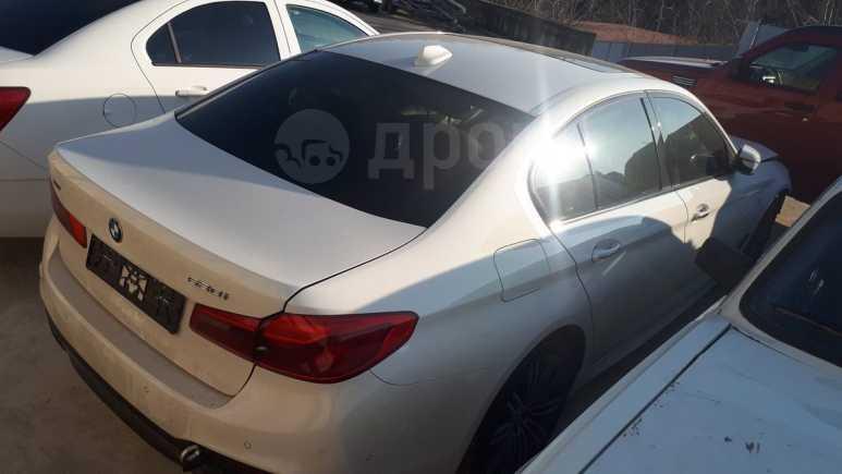 BMW 5-Series, 2018 год, 2 870 000 руб.