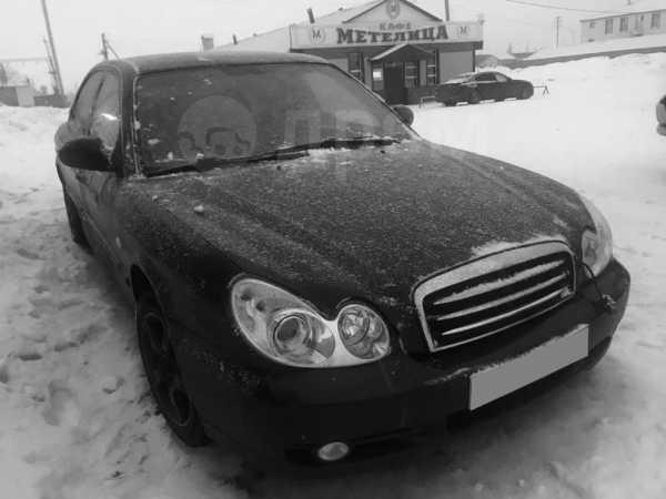 Hyundai Sonata, 2008 год, 270 000 руб.