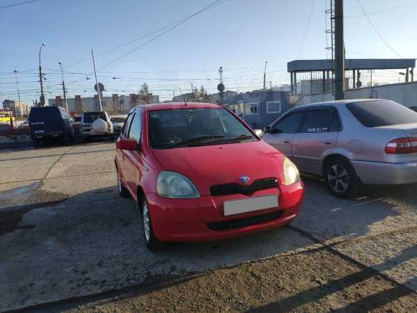 Toyota Vitz, 2000 год, 160 000 руб.