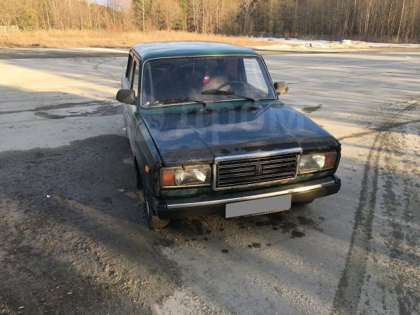 Лада 2107, 2005 год, 15 000 руб.