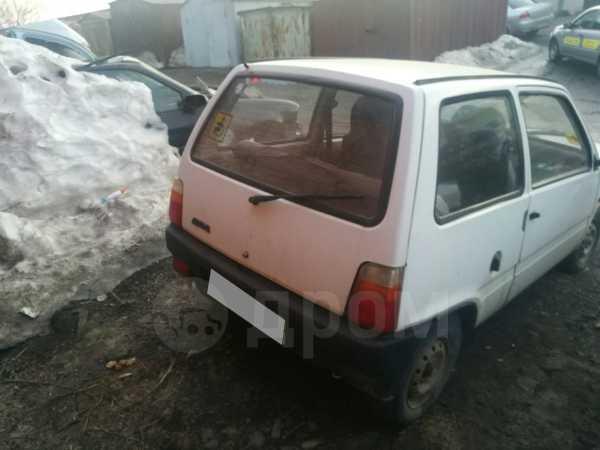 Лада 1111 Ока, 2003 год, 17 000 руб.