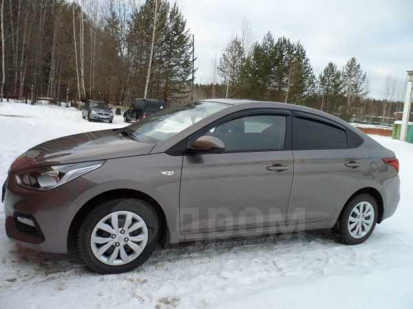 Hyundai Solaris, 2018 год, 830 000 руб.