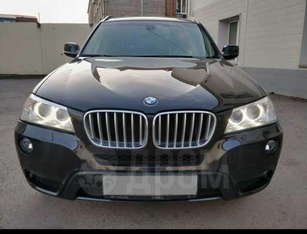 BMW X3, 2013 год, 999 000 руб.