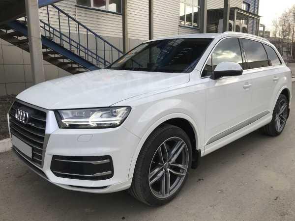 Audi Q7, 2018 год, 4 300 000 руб.