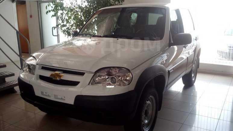 Chevrolet Niva, 2020 год, 635 000 руб.