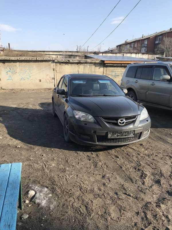 Mazda Mazda3 MPS, 2008 год, 450 000 руб.