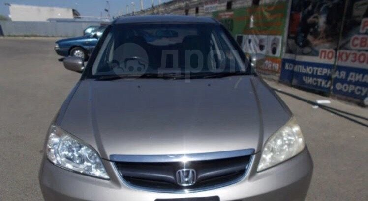 Honda Civic, 2004 год, 270 000 руб.