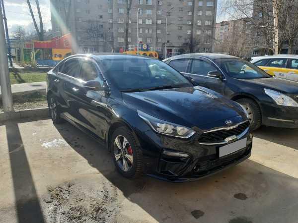 Kia Cerato, 2019 год, 1 170 000 руб.