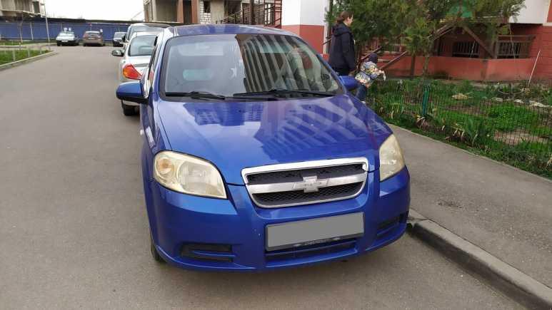 Chevrolet Aveo, 2007 год, 209 000 руб.