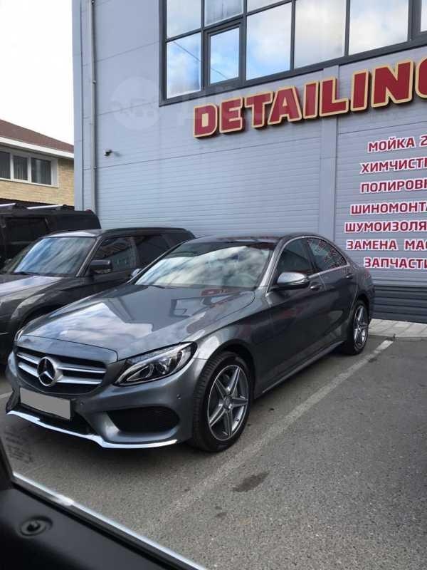 Mercedes-Benz C-Class, 2016 год, 1 690 000 руб.