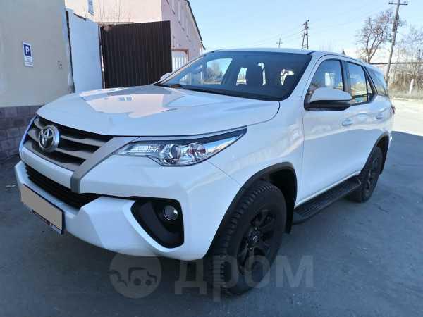 Toyota Fortuner, 2019 год, 2 100 000 руб.