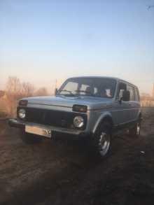 Тольятти 4x4 2131 Нива 2004