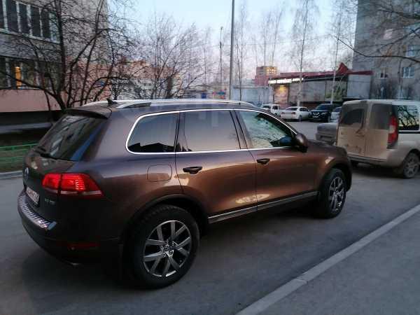 Volkswagen Touareg, 2012 год, 1 580 000 руб.