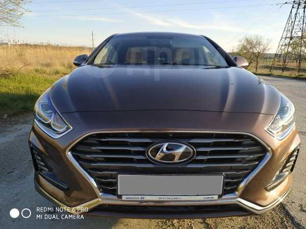 Hyundai Sonata, 2017 год, 1 150 000 руб.