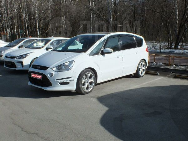 Ford S-MAX, 2012 год, 1 000 050 руб.