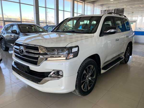 Toyota Land Cruiser, 2020 год, 6 800 000 руб.