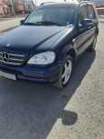 Mercedes-Benz M-Class, 1998 год, 275 000 руб.