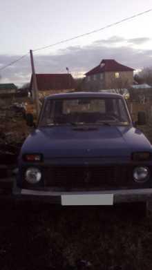 Санкт-Петербург 4x4 2121 Нива 2003