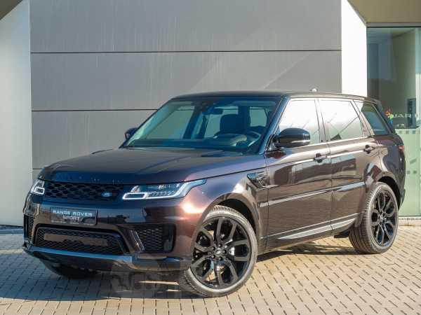 Land Rover Range Rover Sport, 2020 год, 7 387 000 руб.