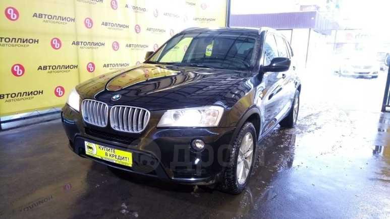 BMW X3, 2011 год, 970 000 руб.