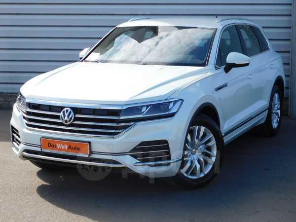 Volkswagen Touareg, 2019 год, 3 800 000 руб.