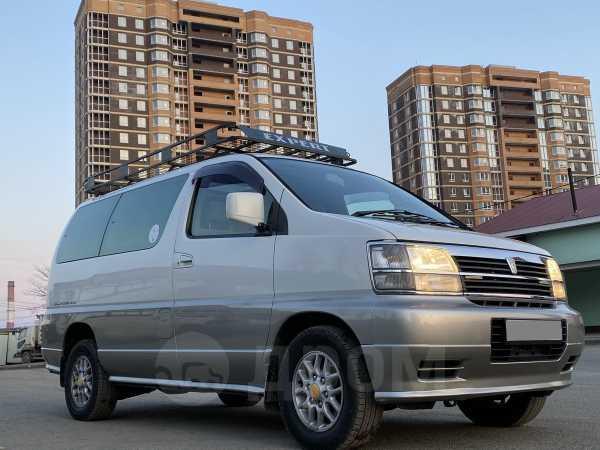 Nissan Elgrand, 2000 год, 375 000 руб.