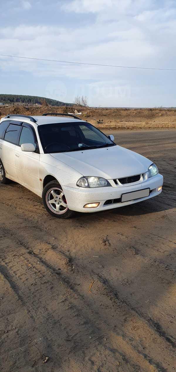 Toyota Caldina, 2001 год, 360 000 руб.