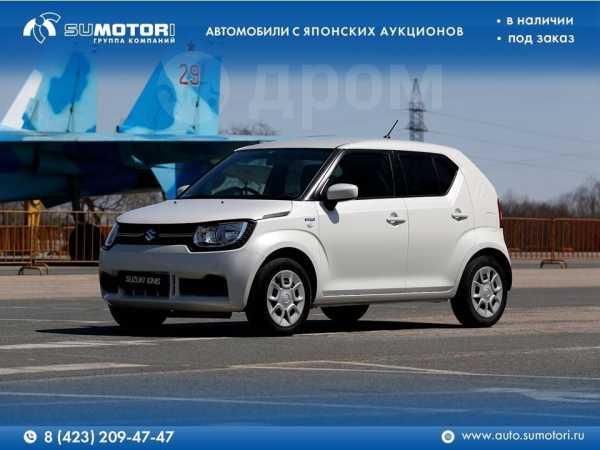 Suzuki Ignis, 2016 год, 570 000 руб.