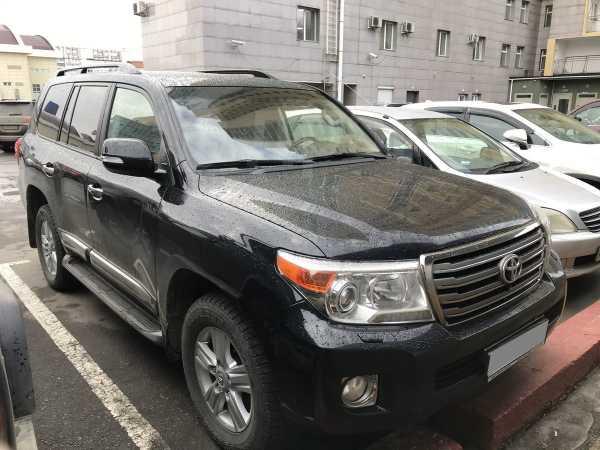 Toyota Land Cruiser, 2014 год, 2 760 000 руб.
