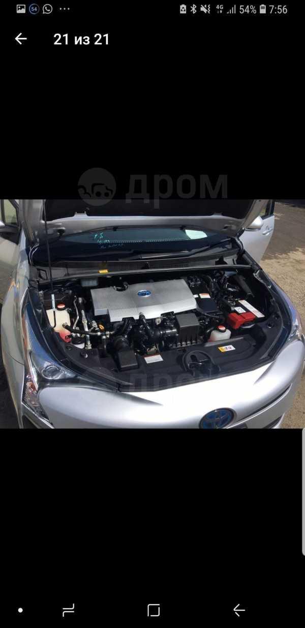 Toyota Prius, 2016 год, 1 220 000 руб.