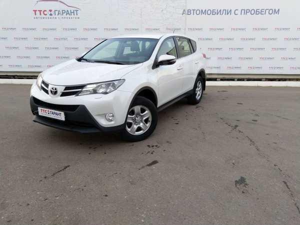 Toyota RAV4, 2015 год, 1 169 000 руб.