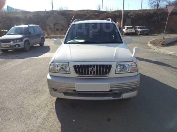 Suzuki Escudo, 2000 год, 500 000 руб.