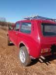 Лада 4x4 2121 Нива, 1991 год, 95 000 руб.