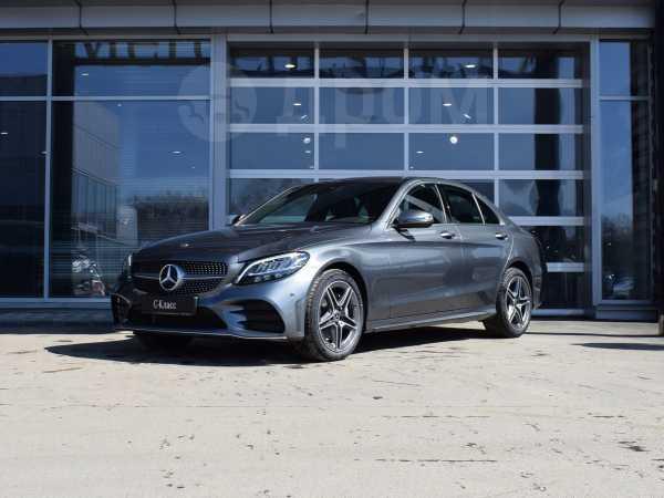 Mercedes-Benz C-Class, 2019 год, 2 959 000 руб.