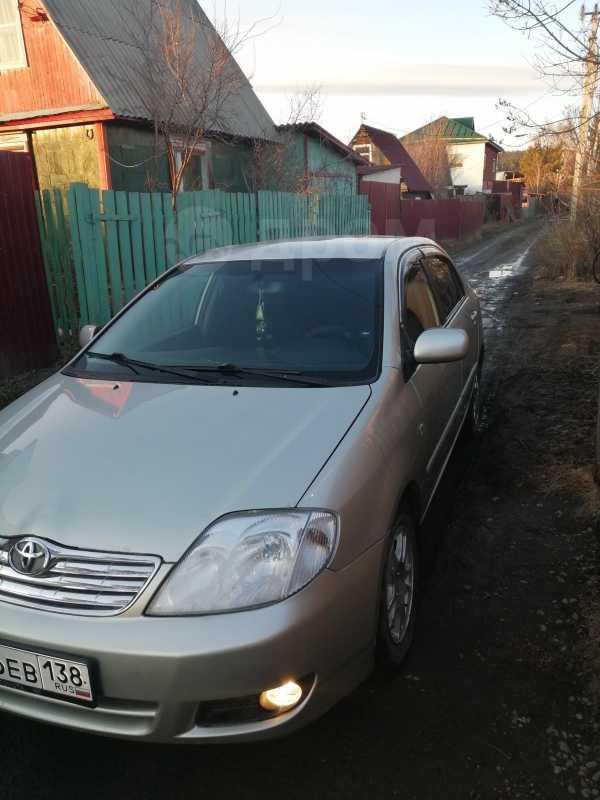 Toyota Corolla, 2005 год, 490 000 руб.