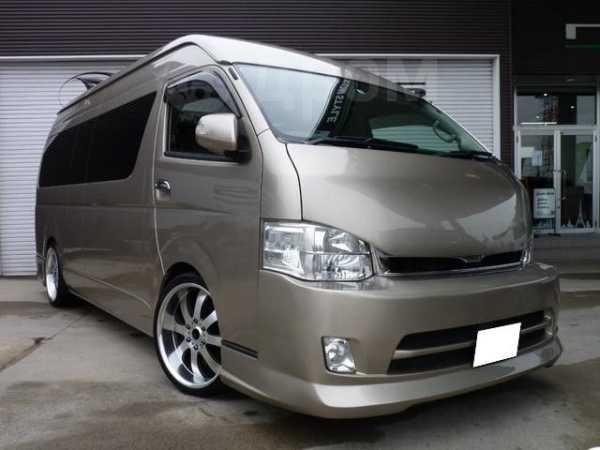 Toyota Hiace, 2017 год, 1 249 000 руб.