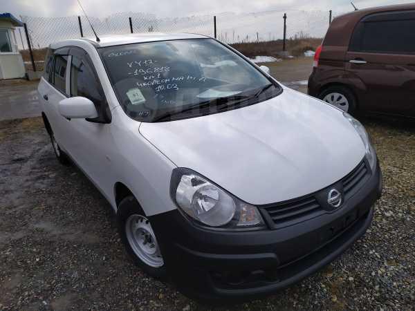 Nissan AD, 2015 год, 445 000 руб.