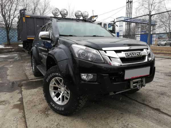 Isuzu D-MAX, 2016 год, 2 599 999 руб.
