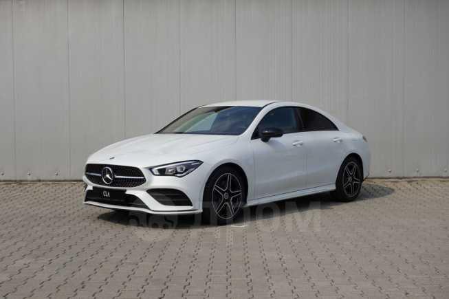 Mercedes-Benz CLA-Class, 2020 год, 2 864 200 руб.
